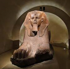 Great Sphinx of Tanis Louvre Museum