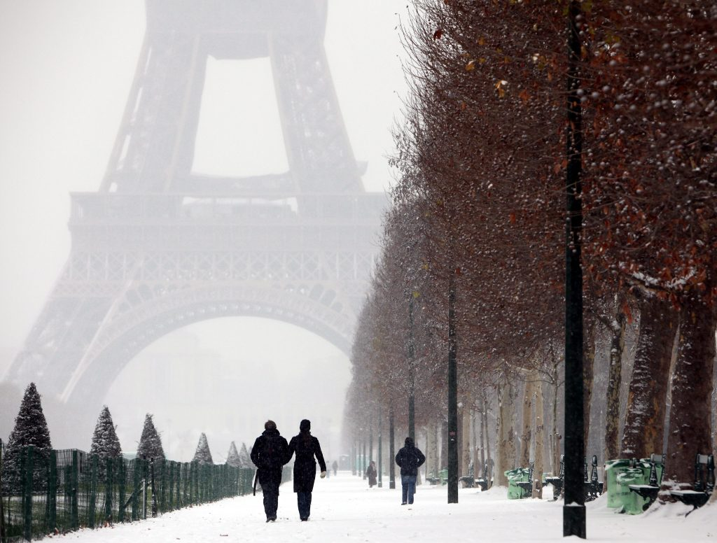 Paris Weather in January